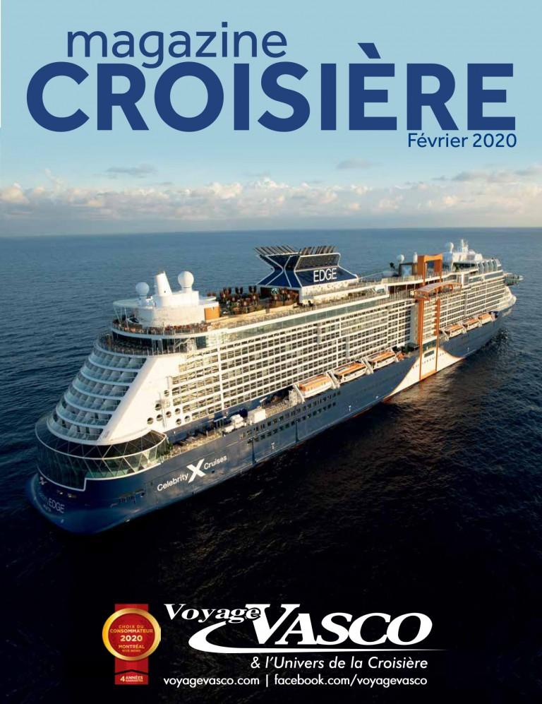 Magazine Croisière