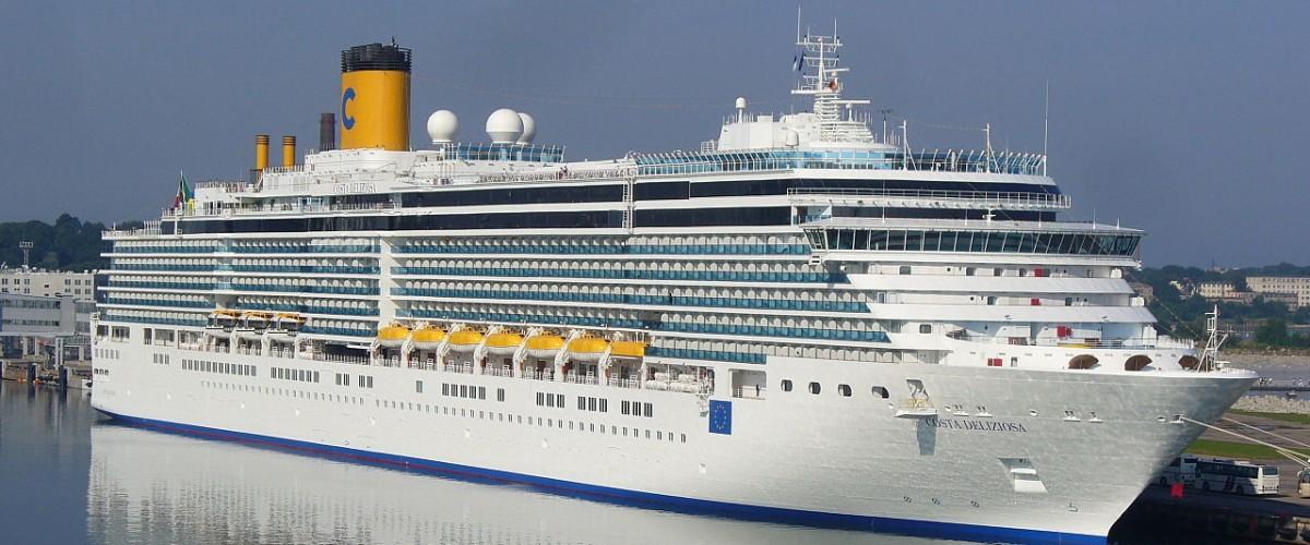 Costa Croisières va tester chaque passager de ses navires