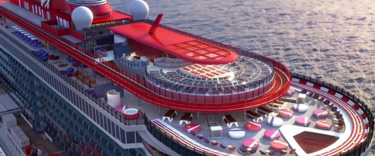 Virgin Voyages aura une capitaine Canadienne