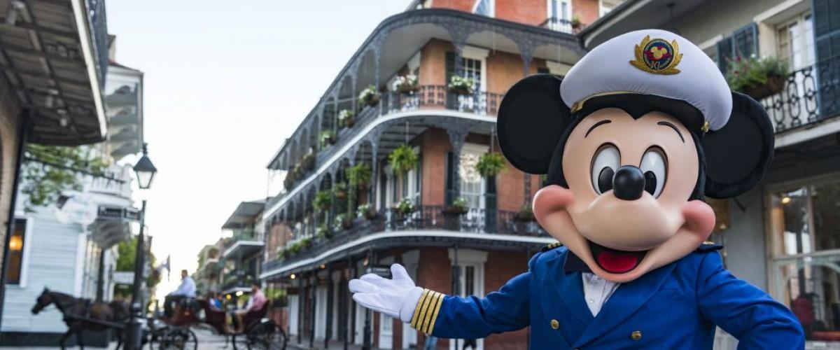 Disney Cruise Line de retour au Bayou