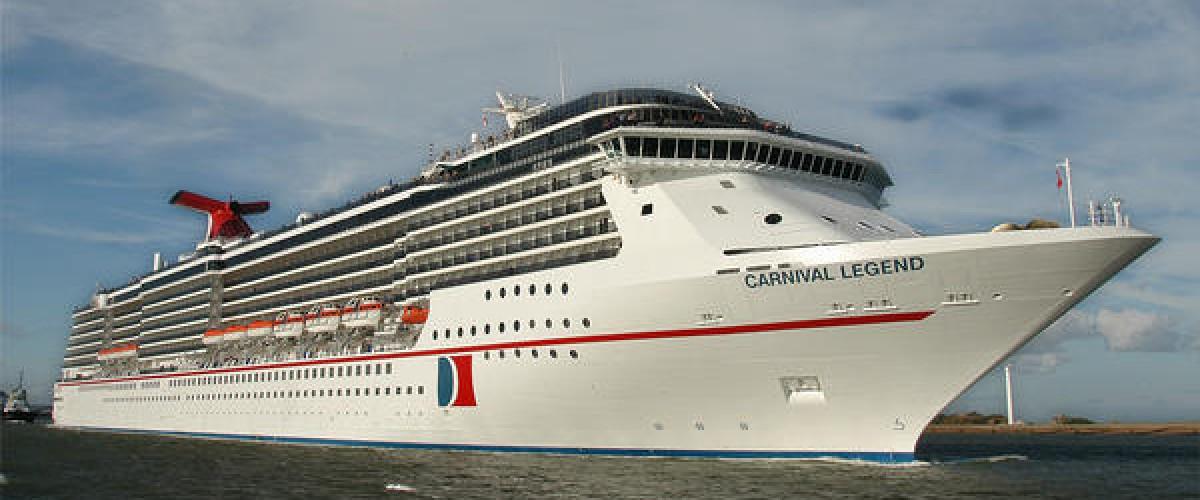 Carnival Legend visitera 58 ports en 2021