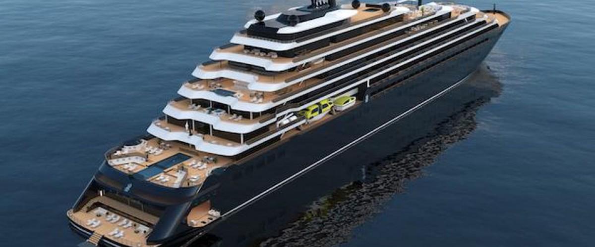 Le yacht de luxe de Ritz-Carlton reporté