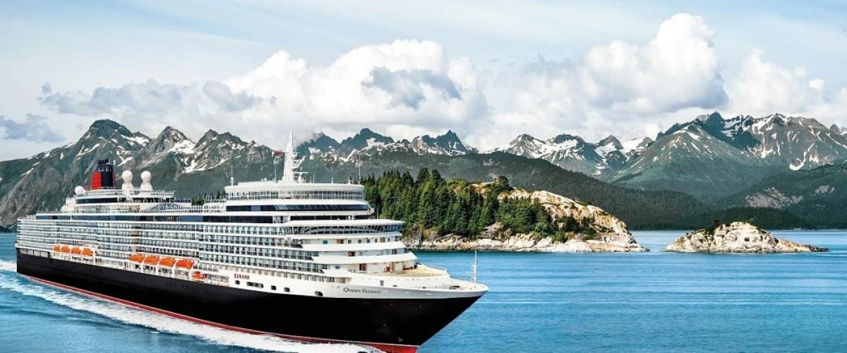 Cunard double son programme Alaska pour 2020