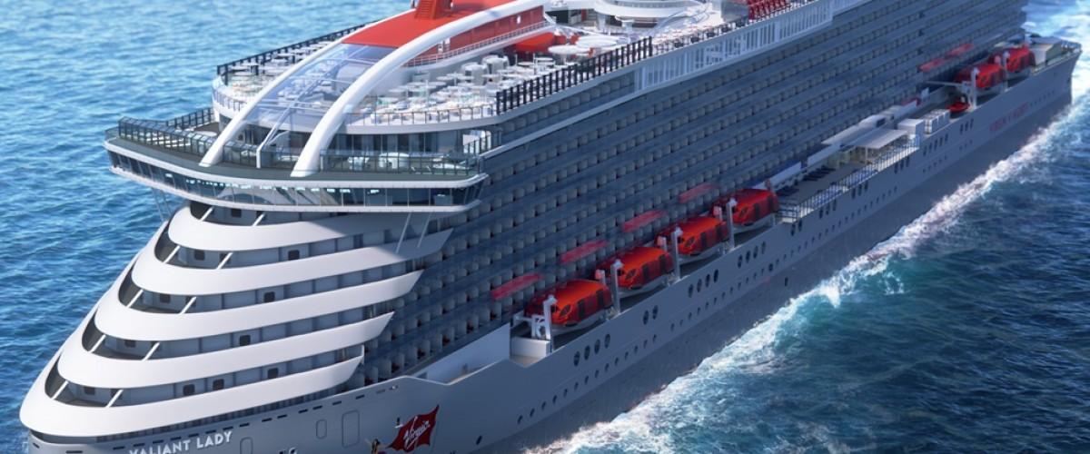 Le 2e navire de Virgin Voyages