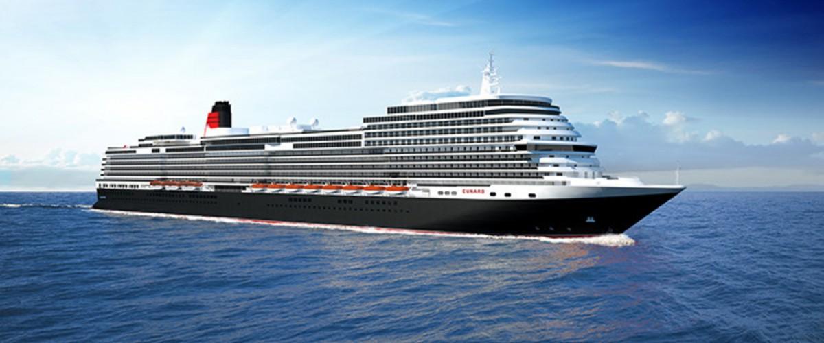 Nouveau navire pour Cunard