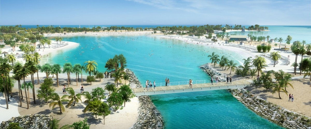Ocean Cay accueillera ses premiers visiteurs