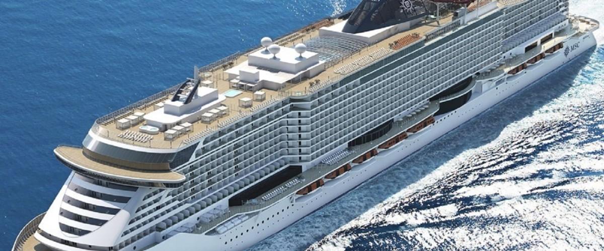 Le plus long navire pour MSC Cruises