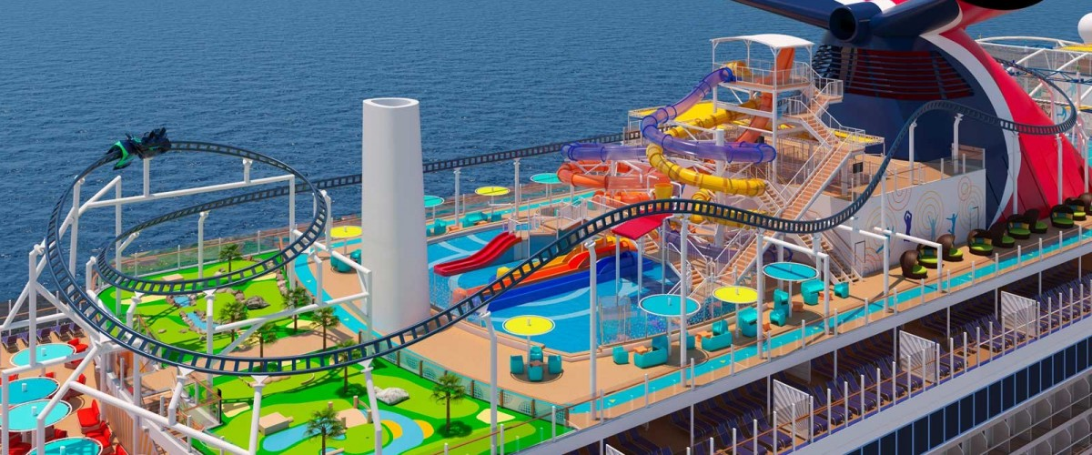 BOLT - Carnival Cruises