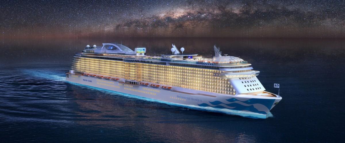 Une salle d'évasion pour Princess Cruises