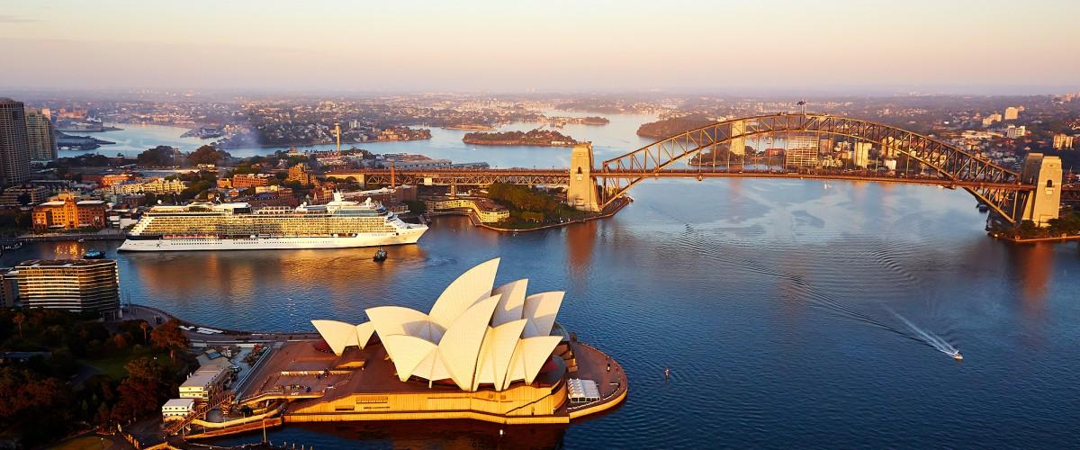 Le groupe Royal Caribbean suspend ses croisières 2020 en Australie et en Nouvelle-Zélande
