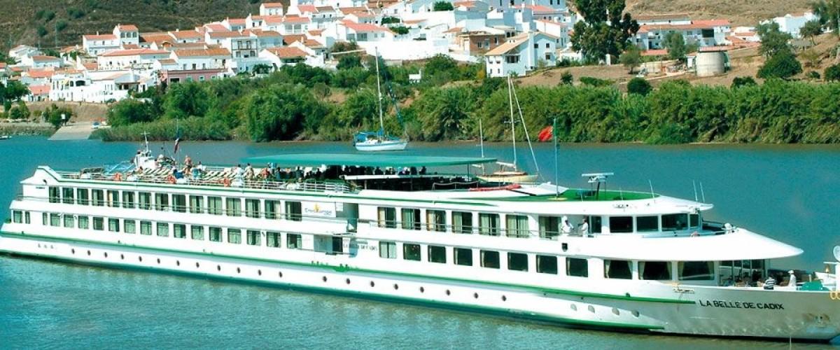 La rivière Douro avec CroisiEurope