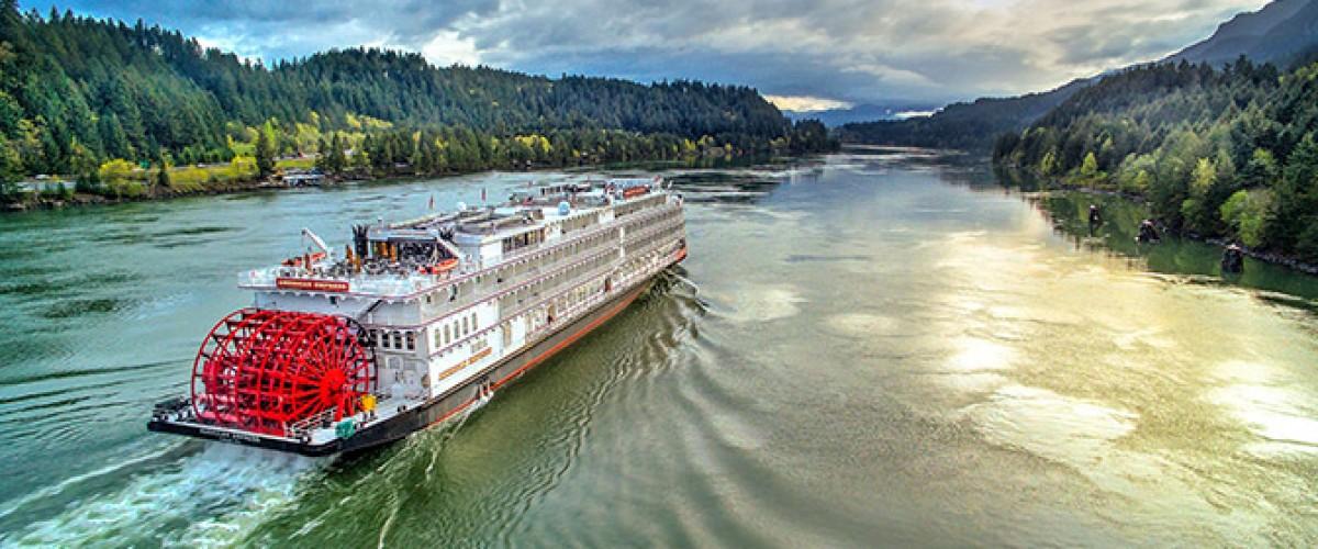 Réservez d'ici le 30 juin et économisez des milliers de dollars avec l'American Queen Steamboat et Victory Cruises.