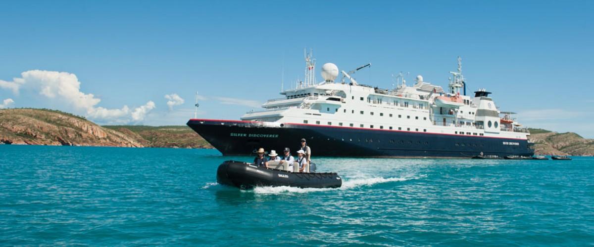 Silversea Cruises reprendre du service dans les îles Galápagos