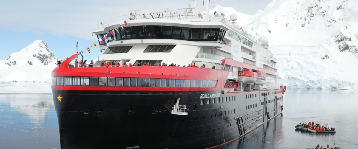 Hurtigruten Expeditions : 37 itinéraires pour les saisons 2022 et 2023