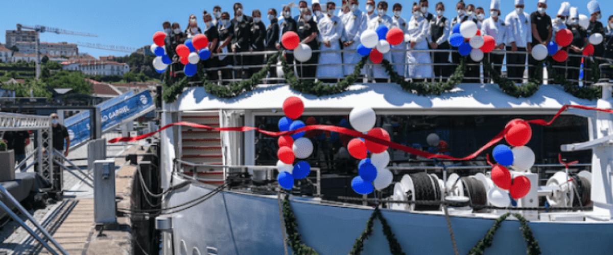 Nouveau navire pour Uniworld Boutique River Cruises