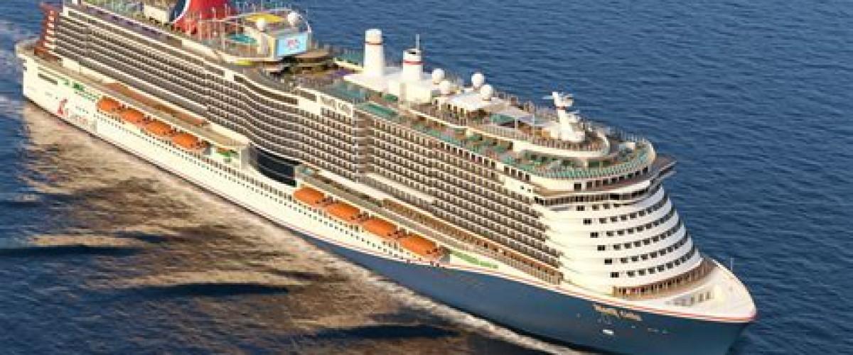 Reprise de la Carnival Cruise Line