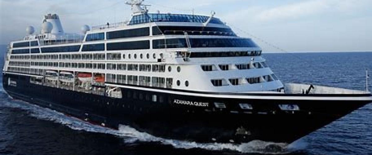Royal Caribbean Group a conclu un accord définitif pour vendre sa marque Azamara