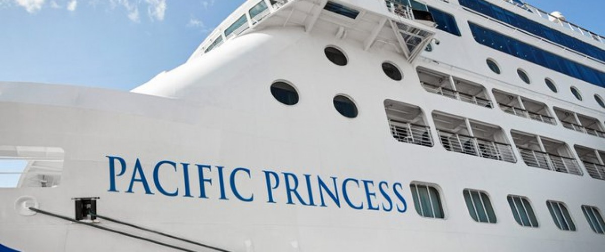 Princess vend le Pacific Princess