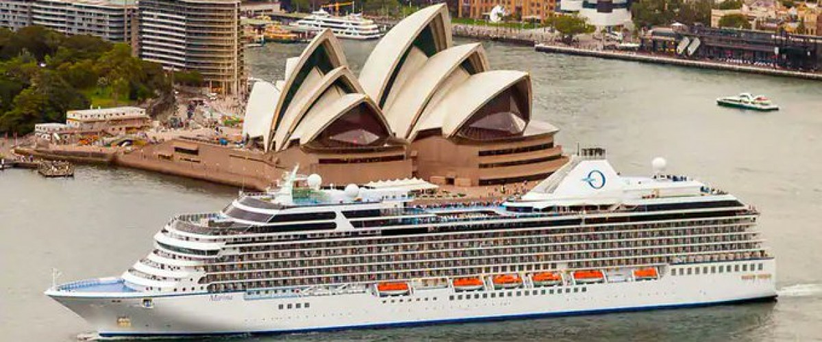 Croisière de 180 jours avec Oceania Cruises