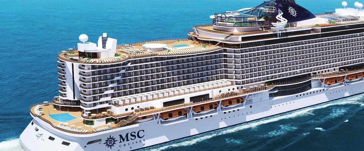 MSC Cruises a suspendu les traversées des ports américains jusqu'au 30JUN