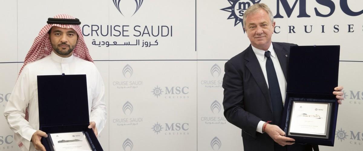 MSC Cruises lancera des croisières en mer Rouge