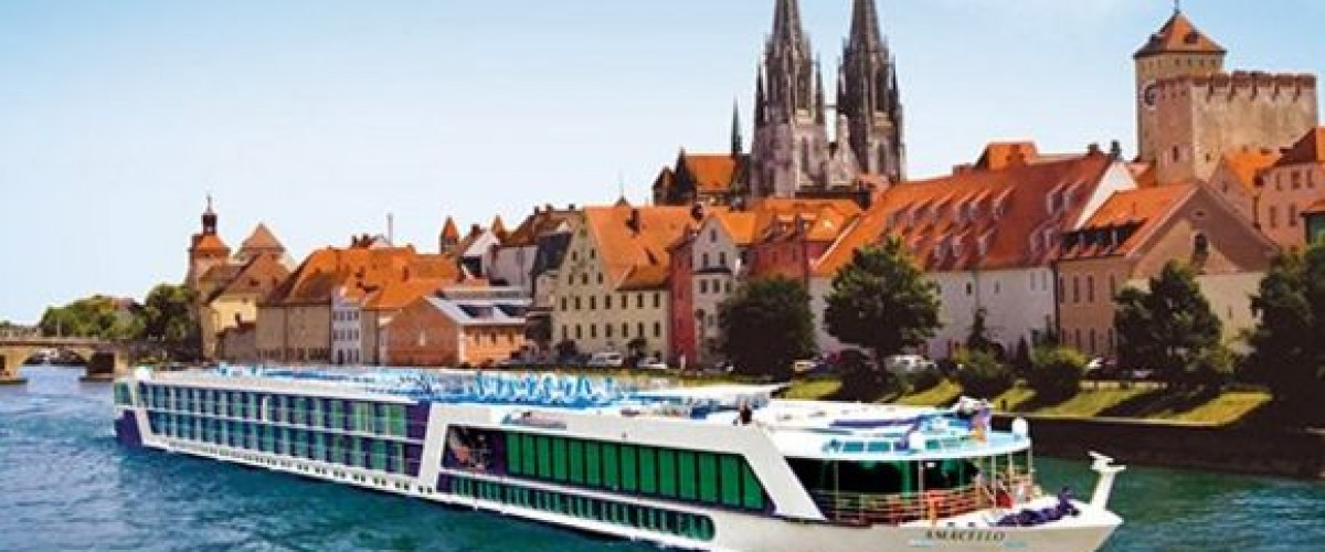Une nouvelle application pour AmaWaterways