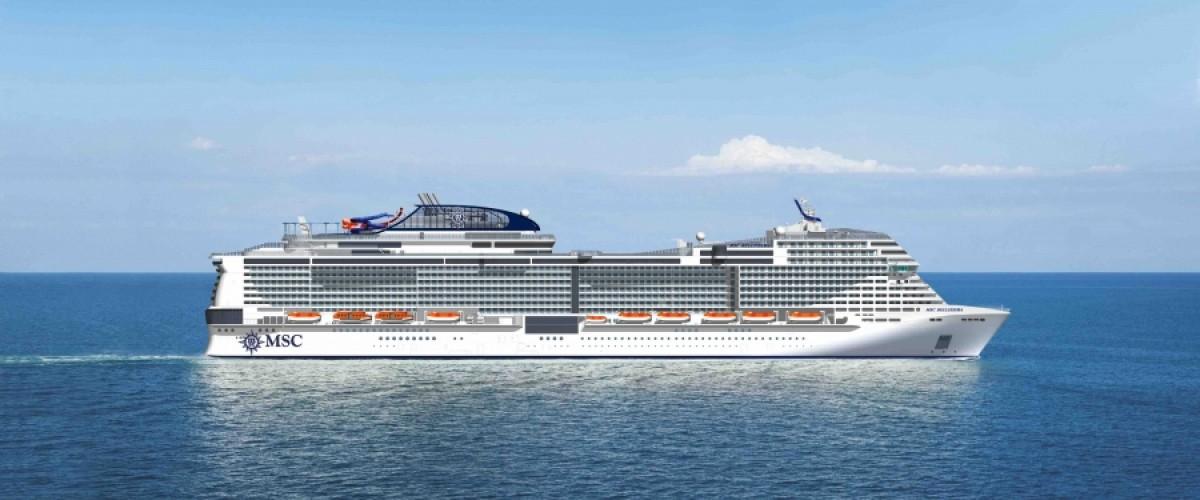 MSC Cruises retire le plastique à utilisation unique