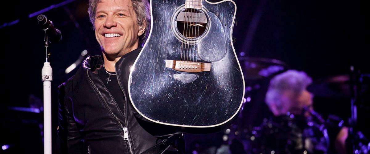 NCL accueille Bon Jovi en 2019