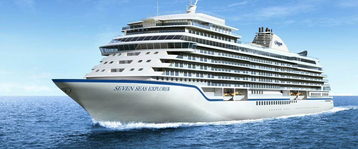 Le Seven Seas Splendor a été livré