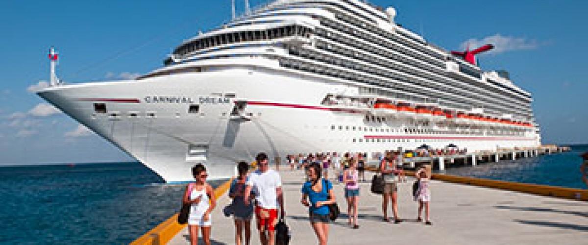Annulation des escales à Antigua pour Carnival Cruises