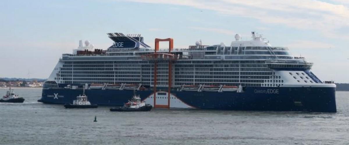 Celebrity Cruises : un 5e navire pour la classe Edge