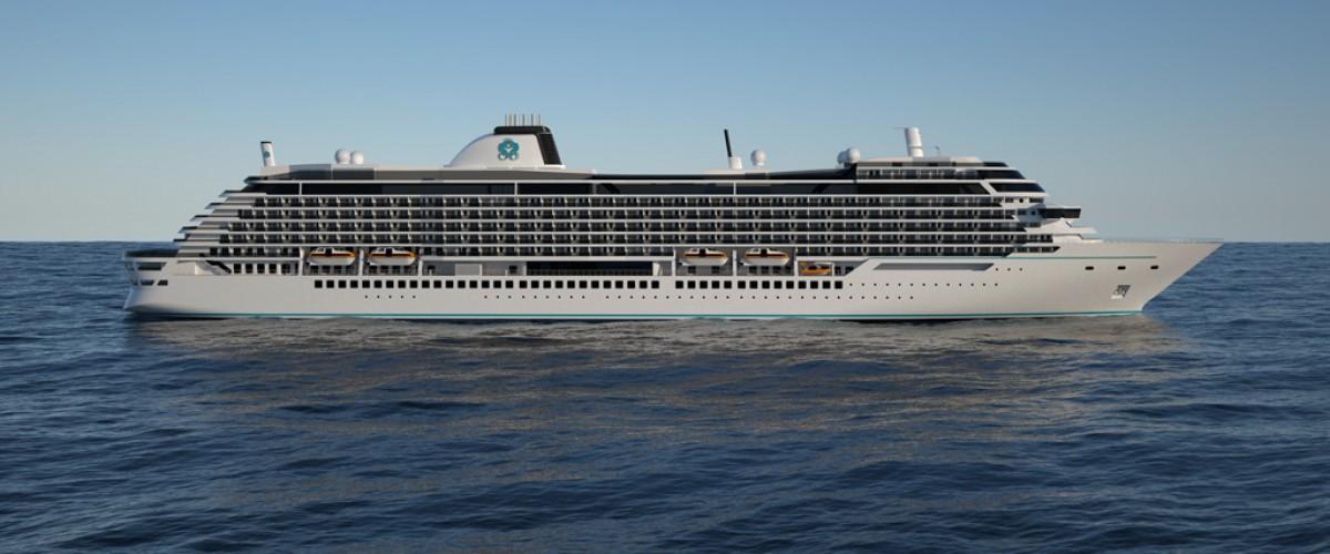 Crystal Cruises révèle sa classe Diamond