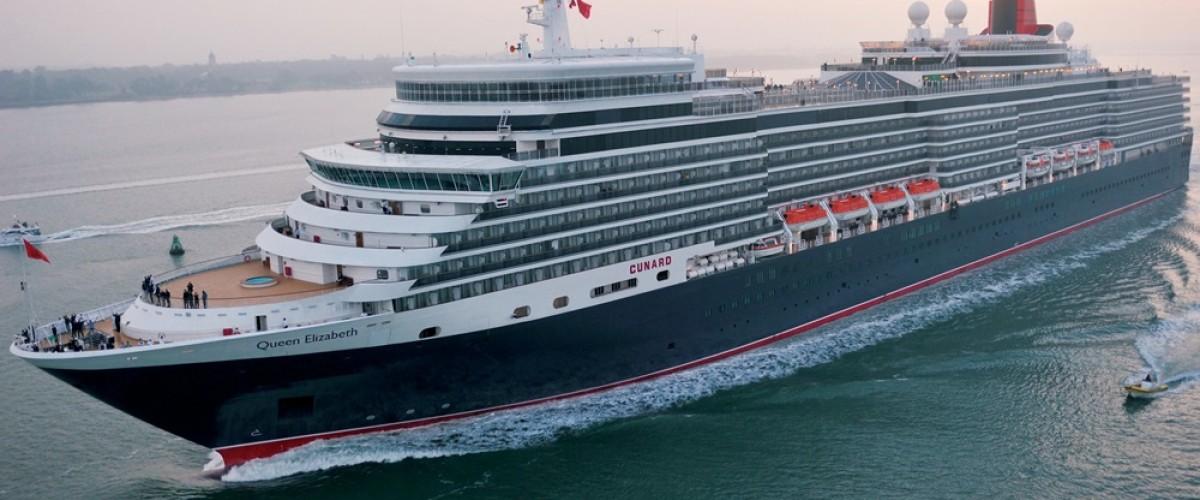 Cunard revient à Vancouver