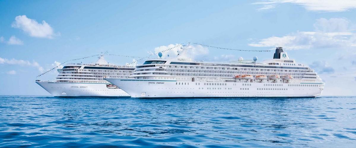 Crystal Cruises annule toutes ses croisières 2020