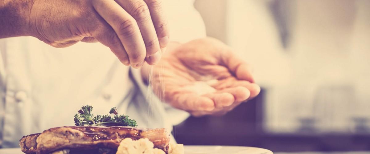 L'expérience dans l'assiette