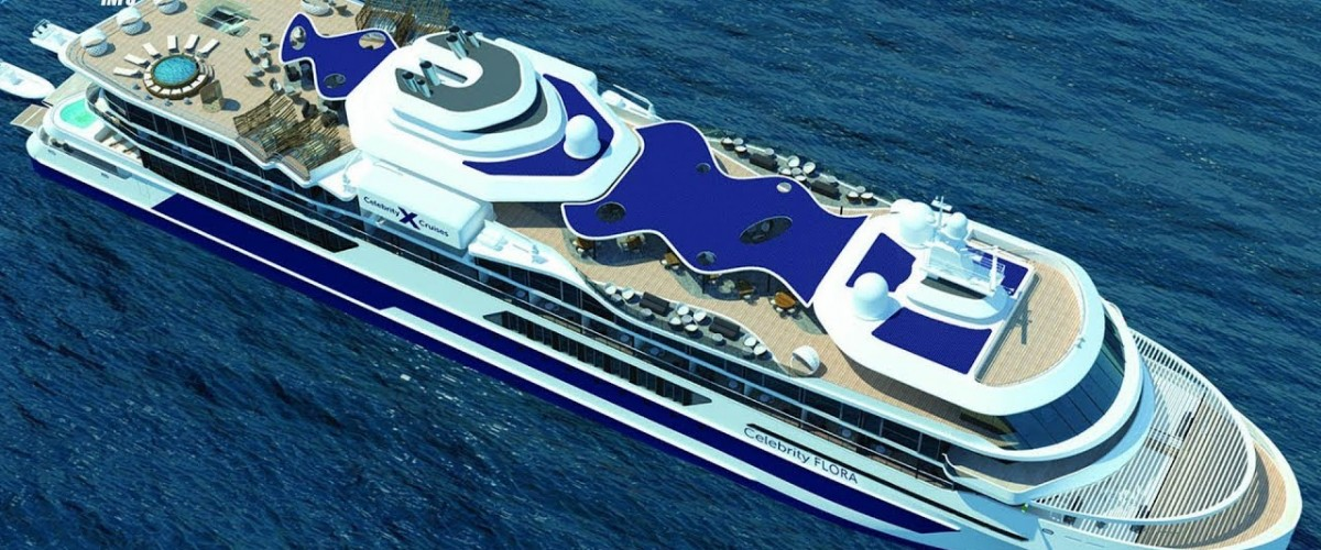 Flora, le nouveau navire de Celebrity Cruises