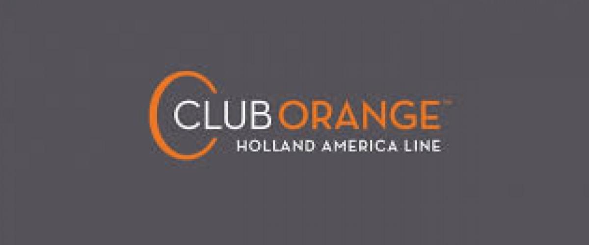 Club Orange de Holland America