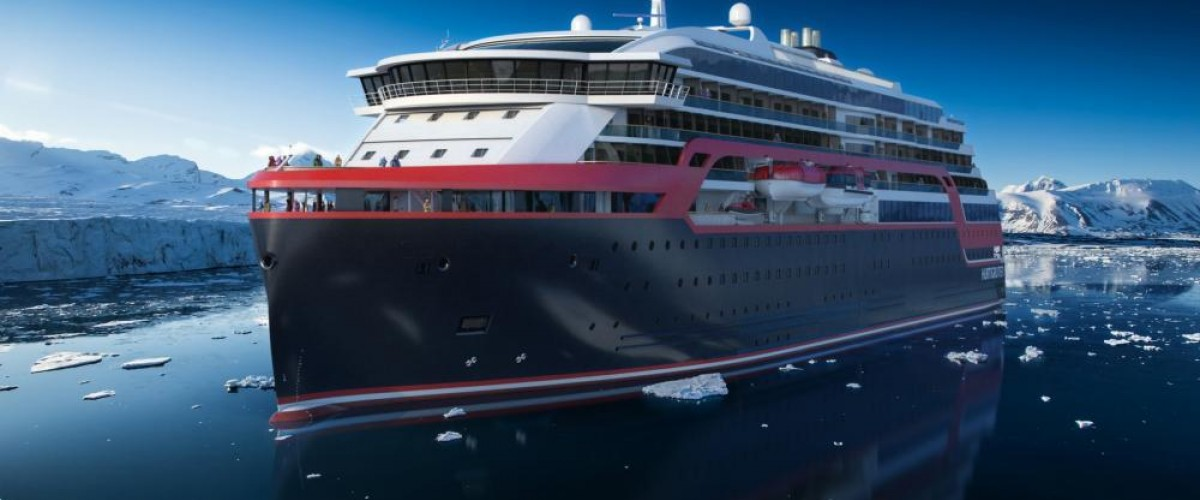 Propulsion Hybride avec Hurtigruten
