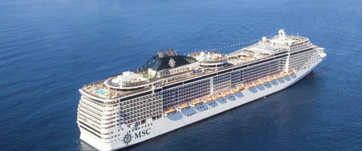 MSC Fantasia ajoute Naples à son itinéraire