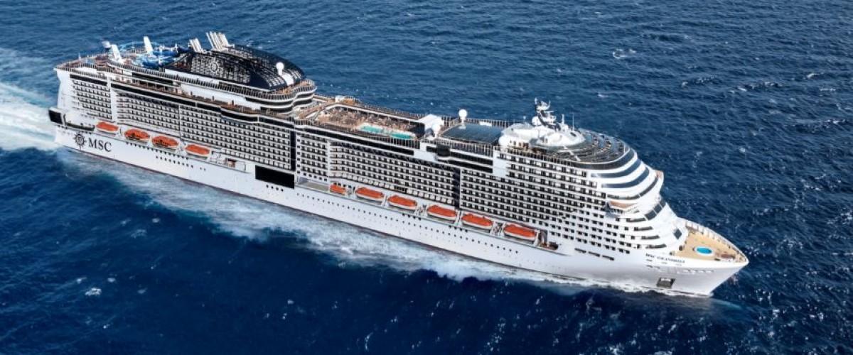 MSC Cruises confirme que le Grandiosa sera prêt en 2019