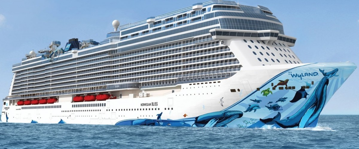 Norwegian Bliss à Miami