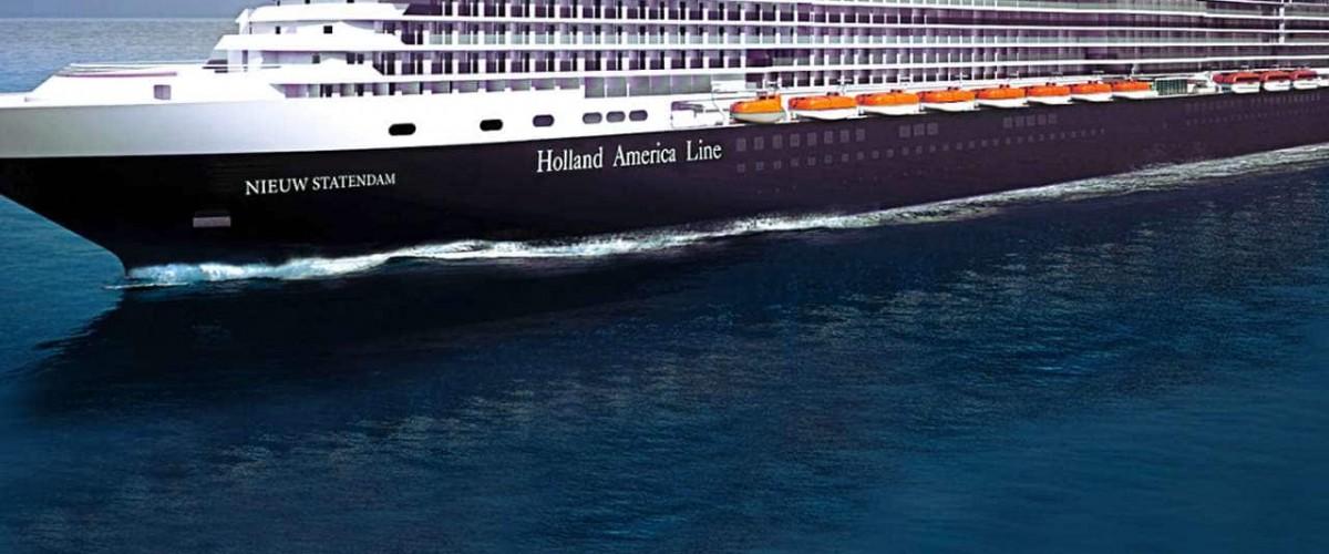 Holland prend livraison de son 15e navire