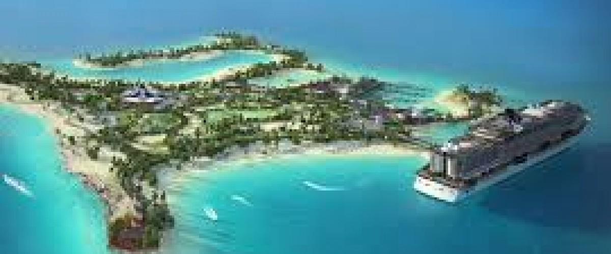 Ocean Cay... ile privée de MSC Cruises