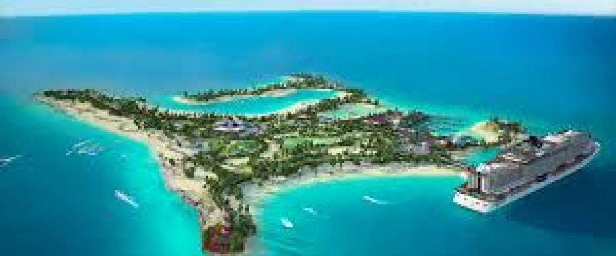 MSC Cruises ouvre son ile privée bientôt