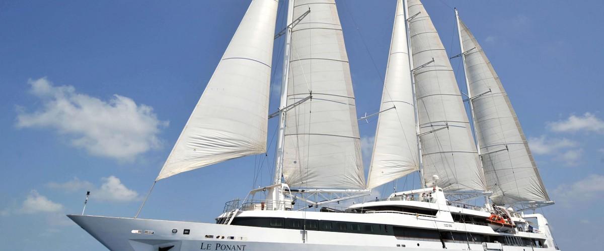 Petite histoire de grand yachting