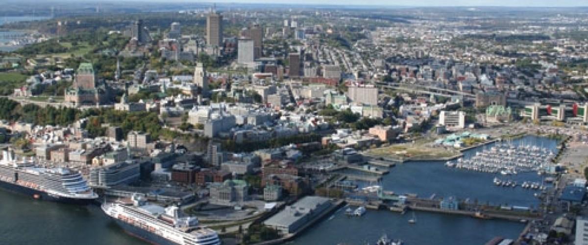 Une saison record pour le Port de Québec