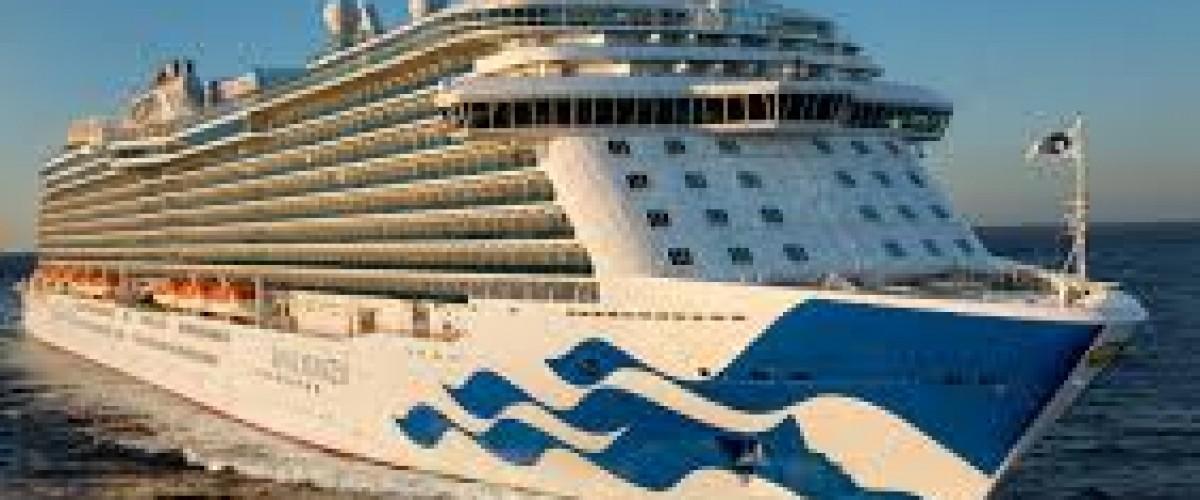 Princess Cruises dans les Caraïbes à l'année