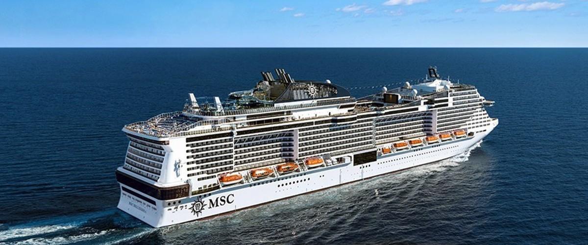 MSC Cruises dans le Golfe