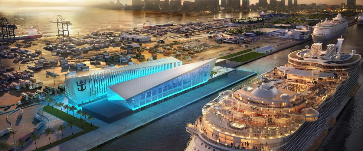 Un nouveau siège social à Miami pour Royal Caribbean