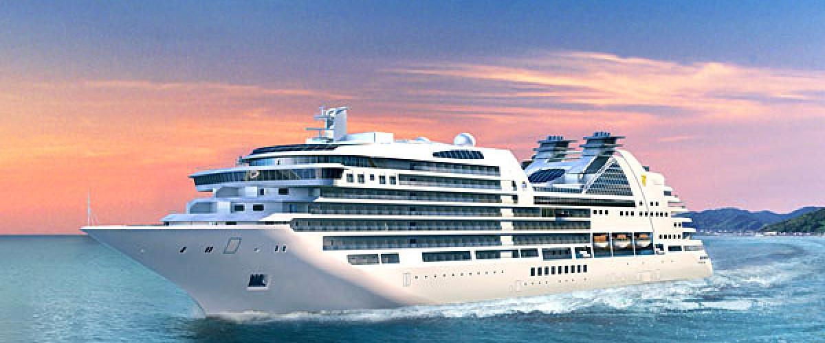 Les navires de croisières de luxe